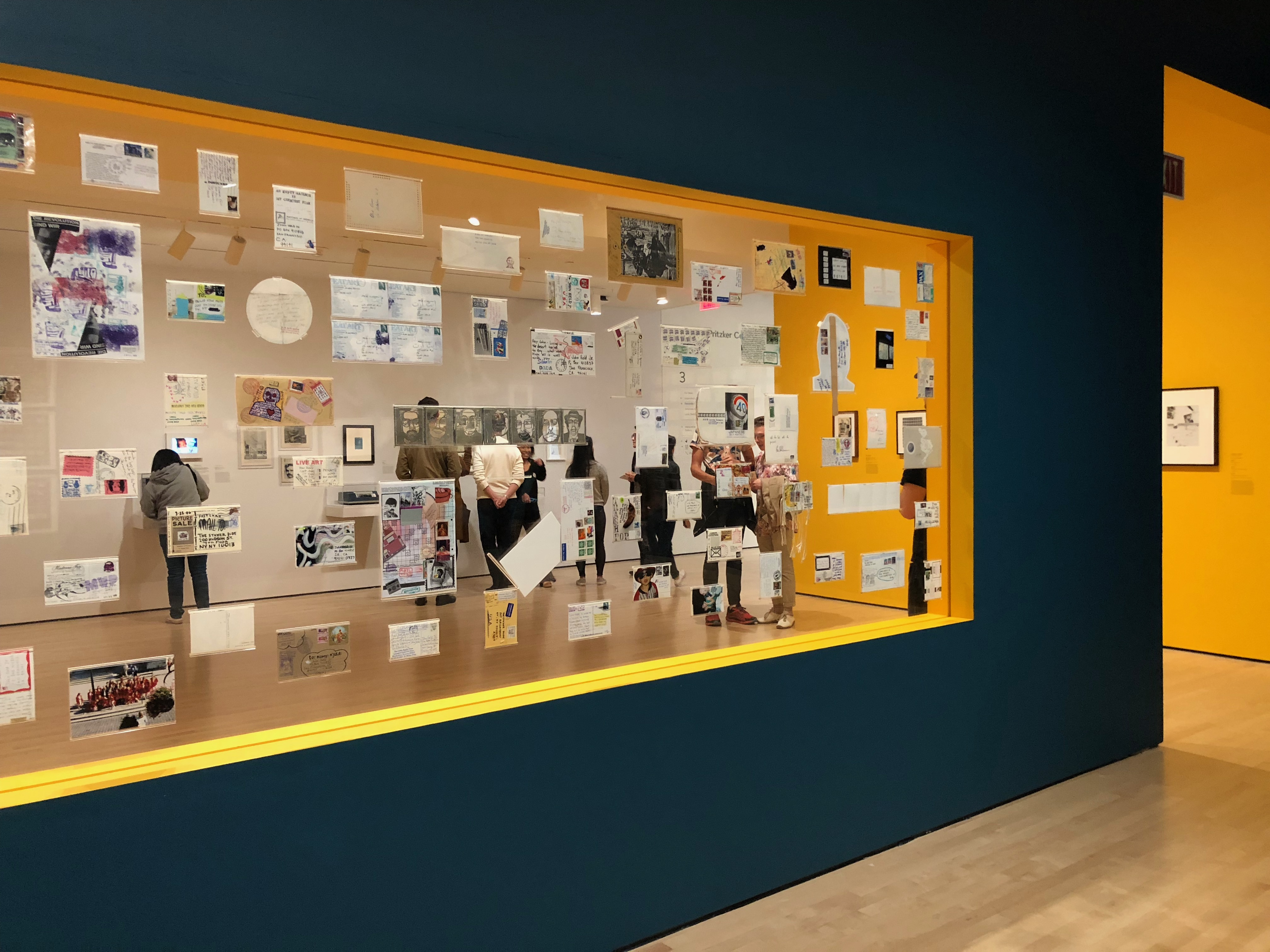 SFMoMA's exhibition on snap and share